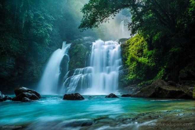 nature photography falls by mathieu dupuis