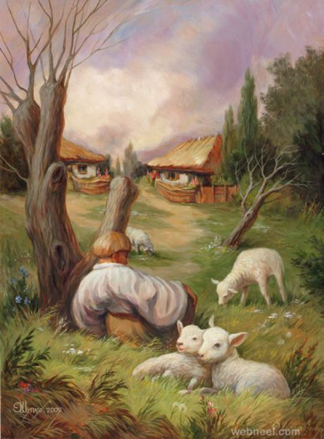 oleg shuplyak artwork