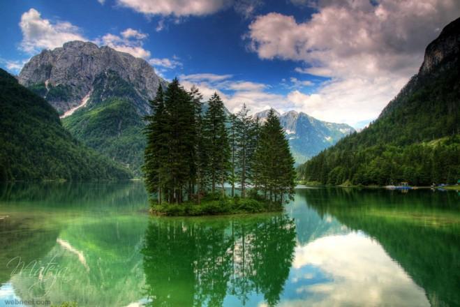nature photography lake