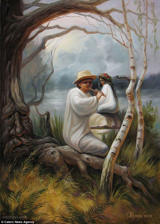 oleg shuplyak illusion painting shupliak