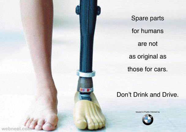 creative ads bmw