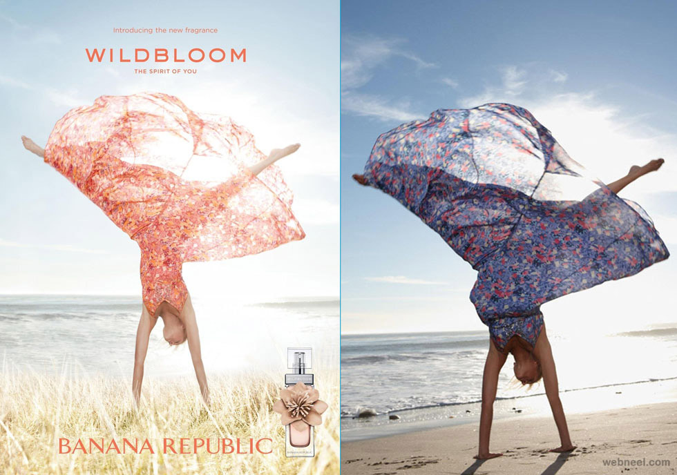 ad photo retouching