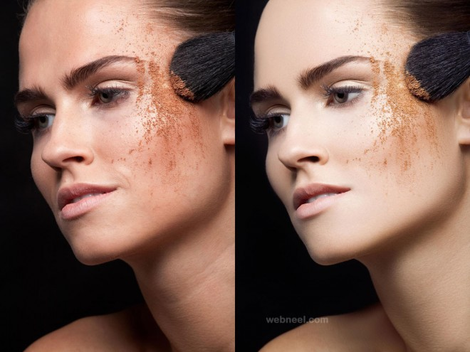 skin retouching by phowd