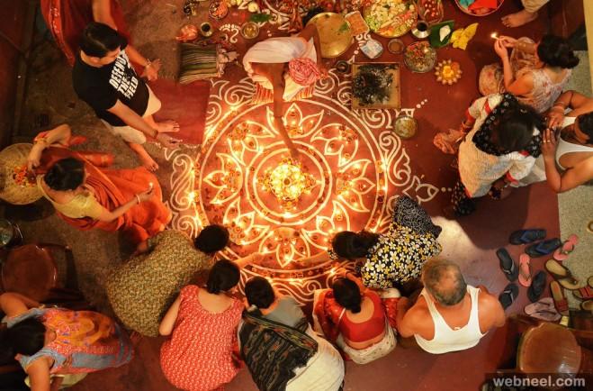 diwali festival lights by biswarupsarkar72