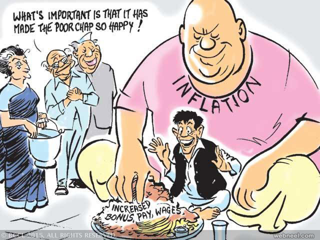 common man editorial cartoon