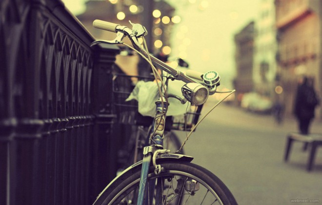 bicycle vintage photography