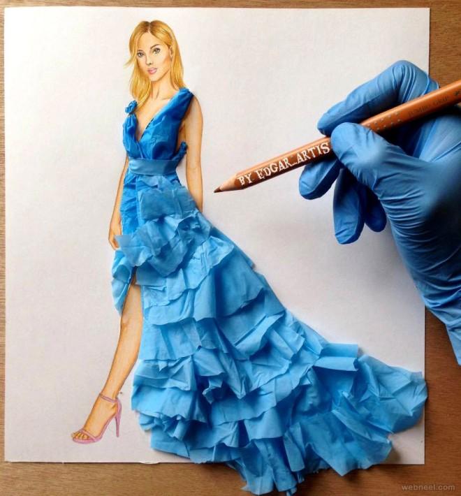 creative art work idea by edgar artis