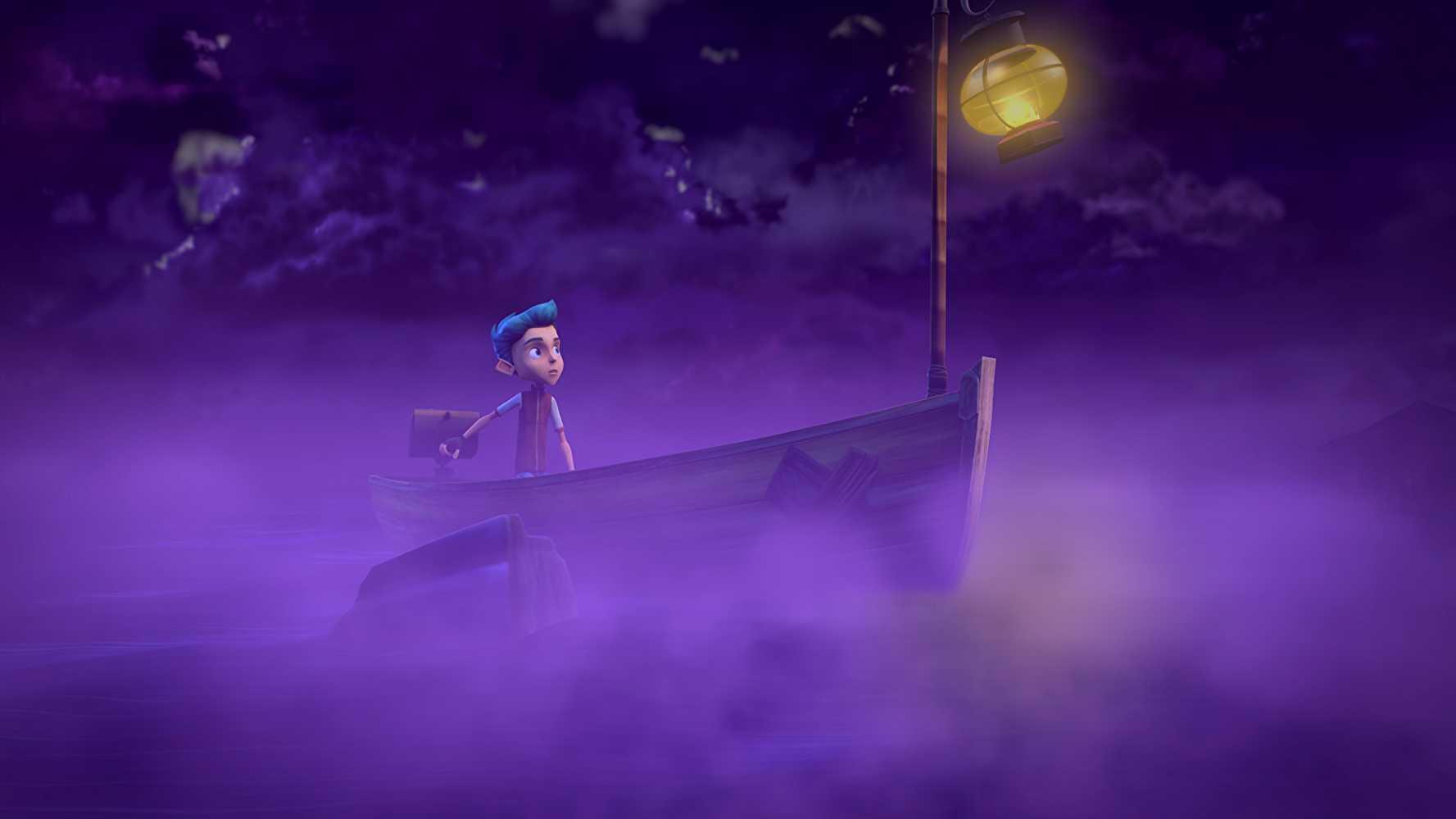 monster island animation film