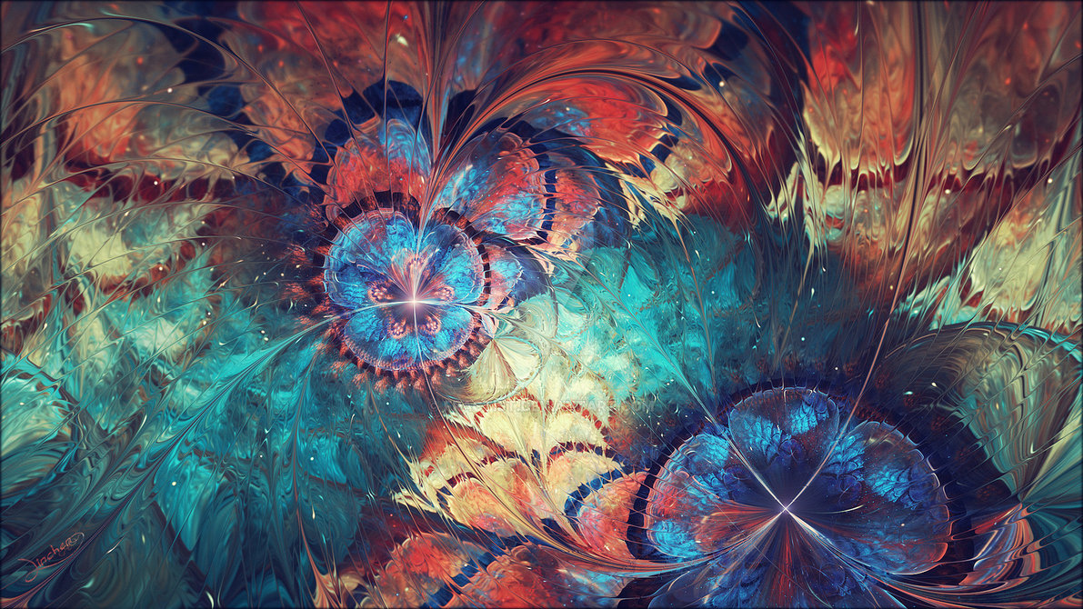2-flower-digital-art-by-fractist