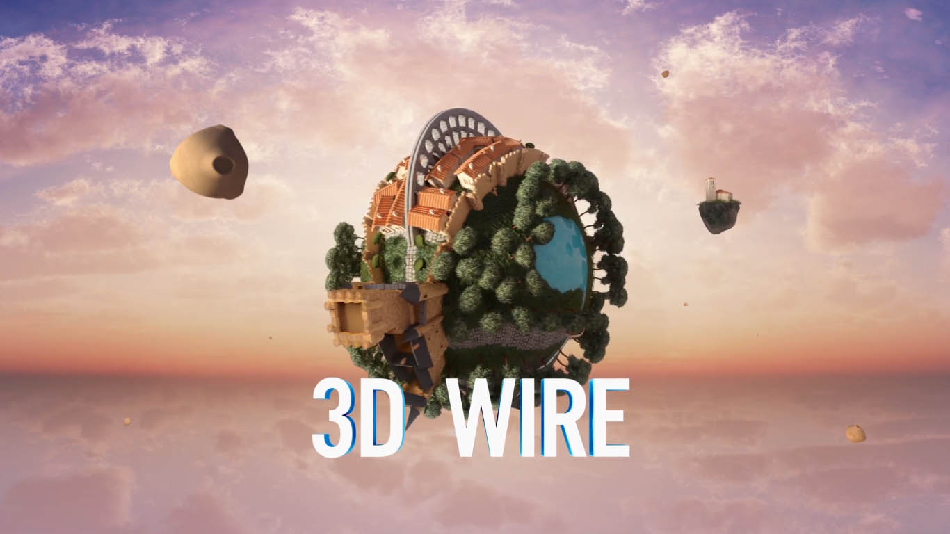 3dwire animation fest