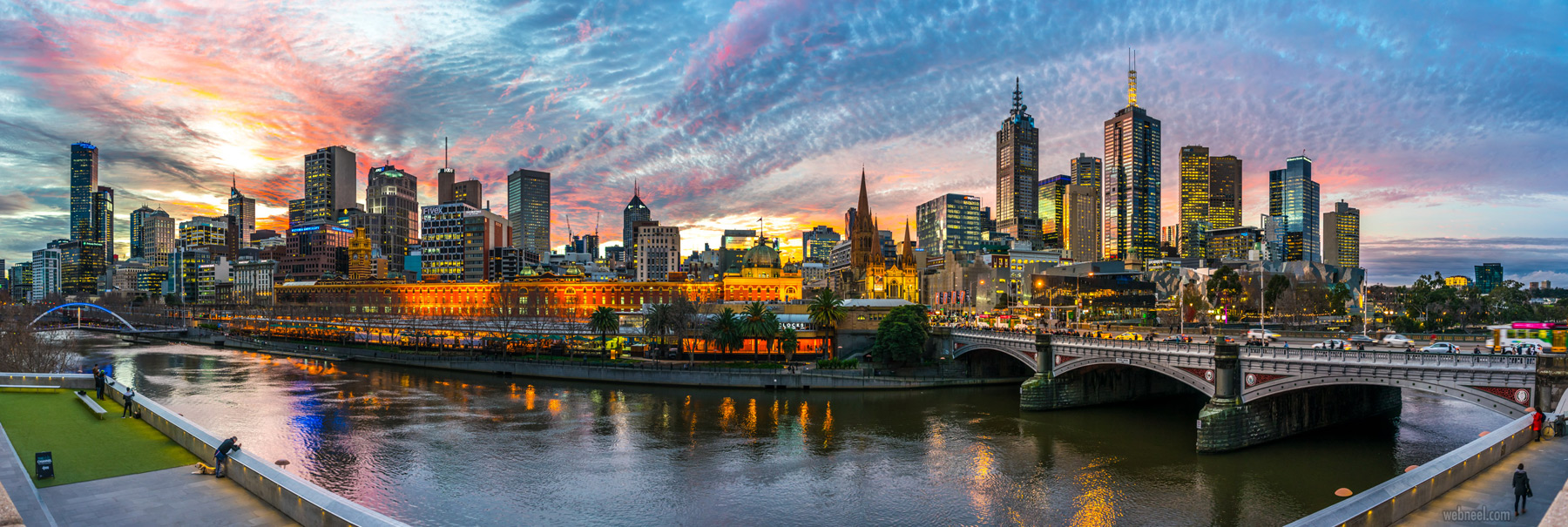 panoramic photography melbourne by steven wright