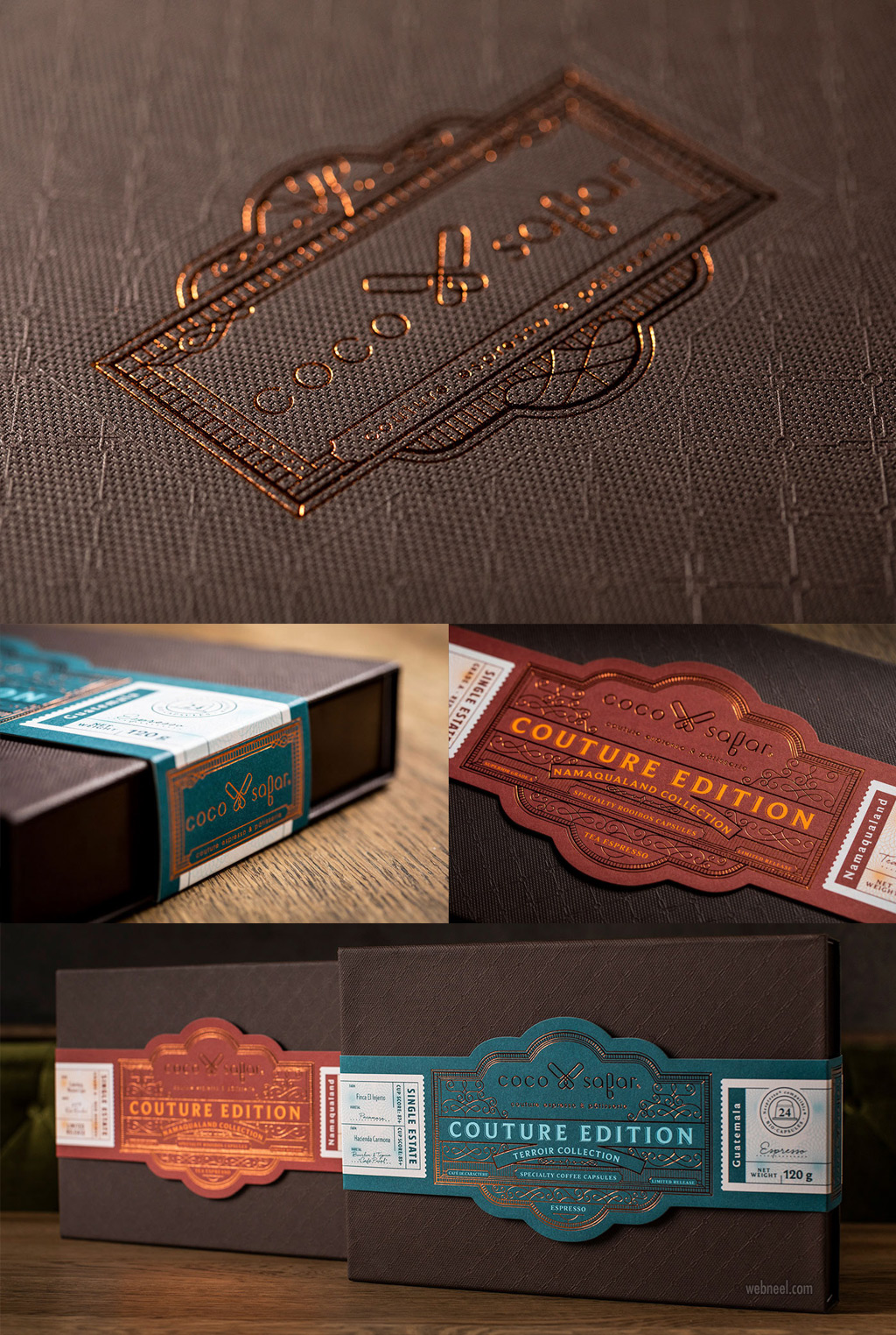 branding design coffee coco safar by markstudio