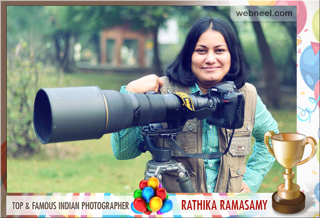 famous indian photographer rathika ramasamy