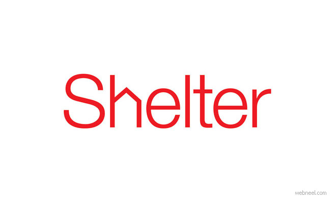logo design shelter house