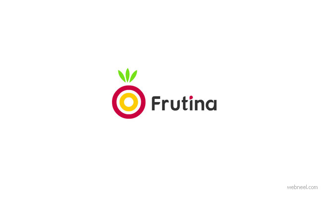 logo design fruit