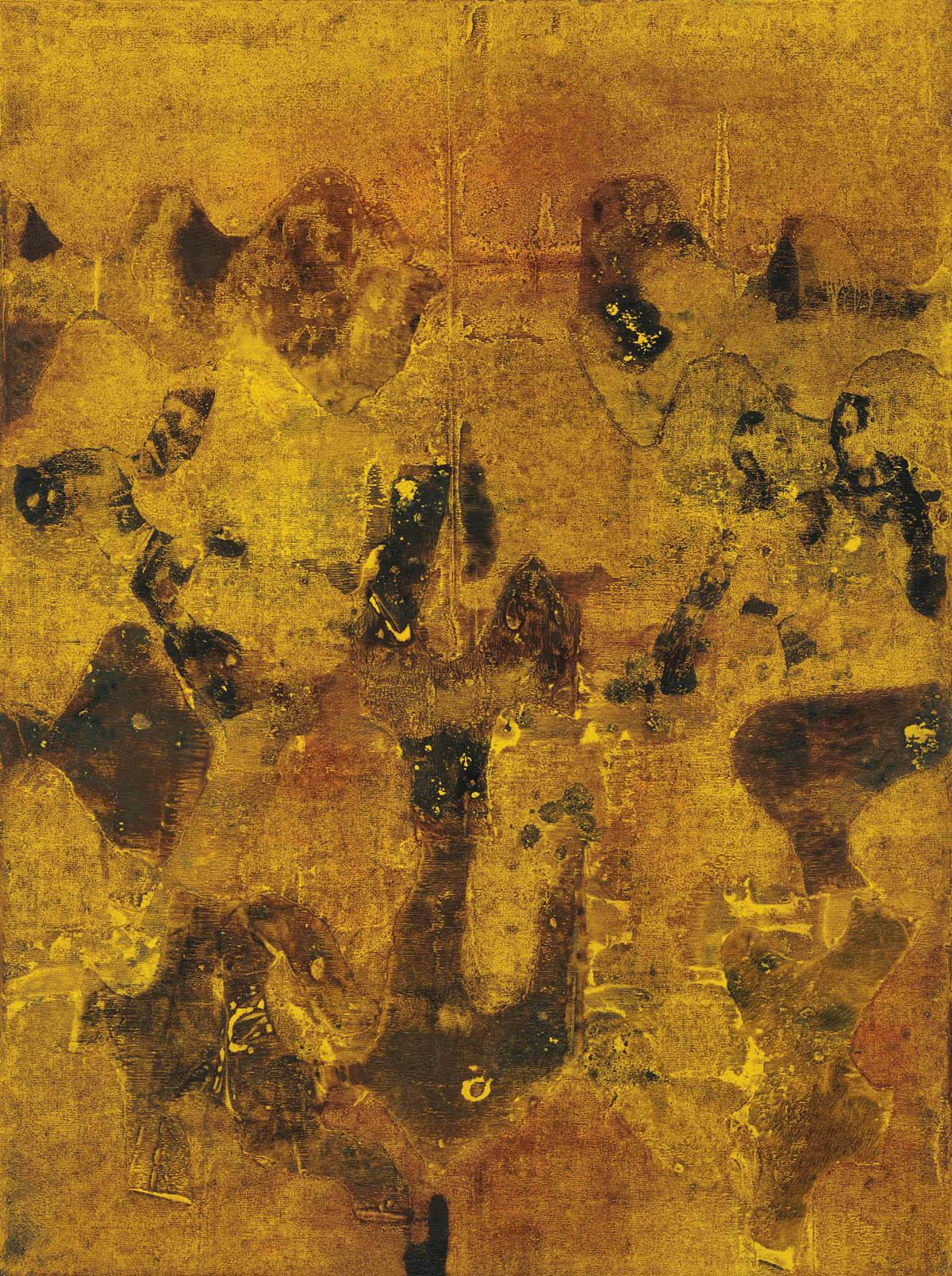 paintings by vasudeo gaitonde