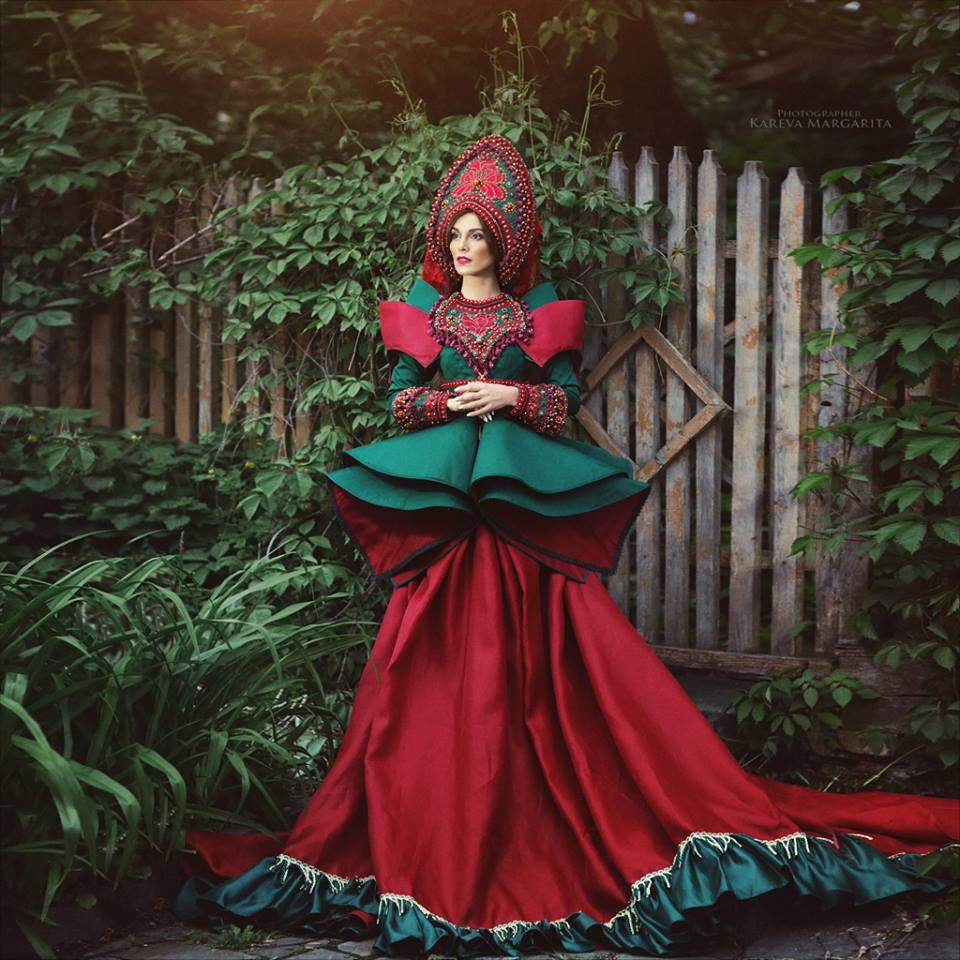 fantasy photography priestess