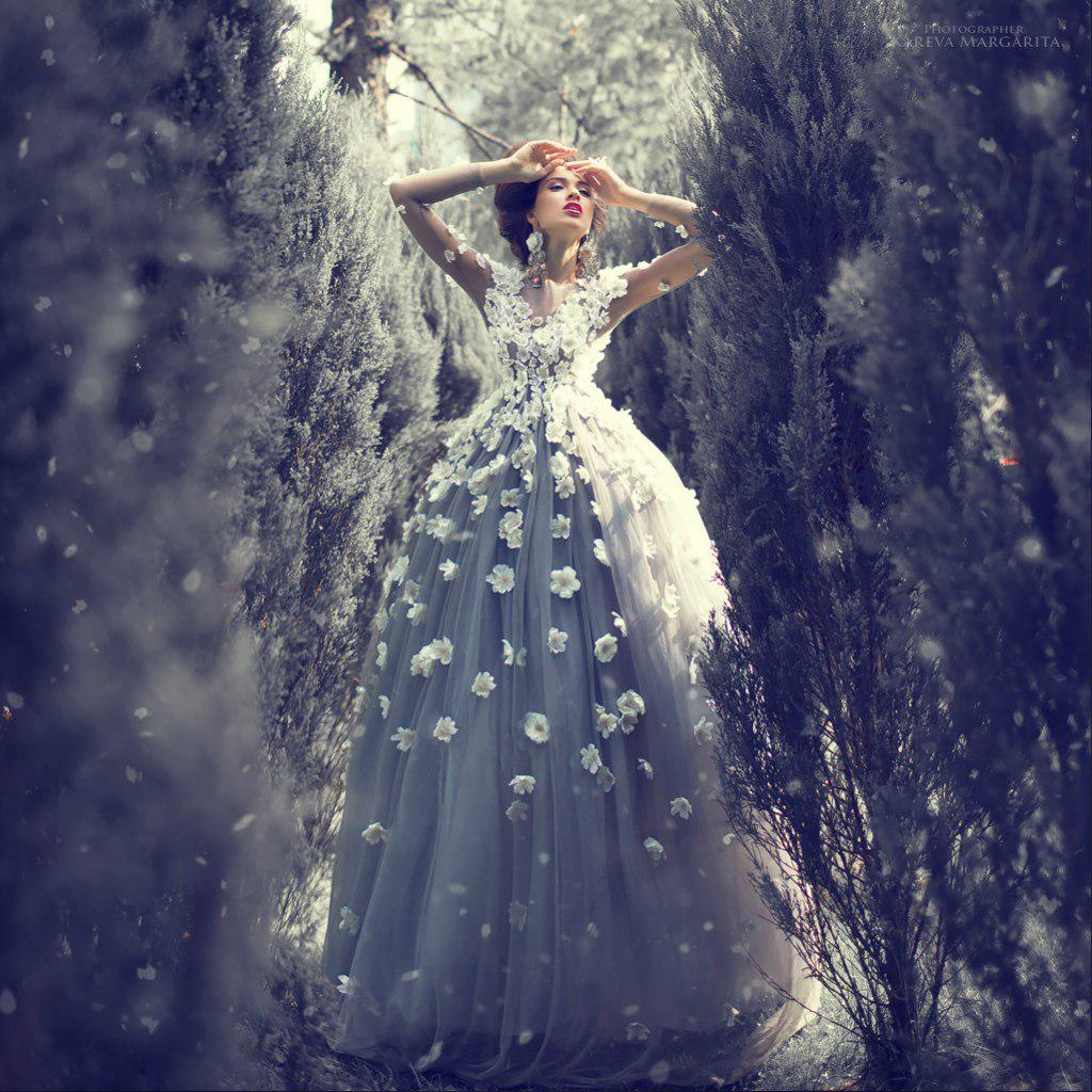 fantasy photography whitebeauty