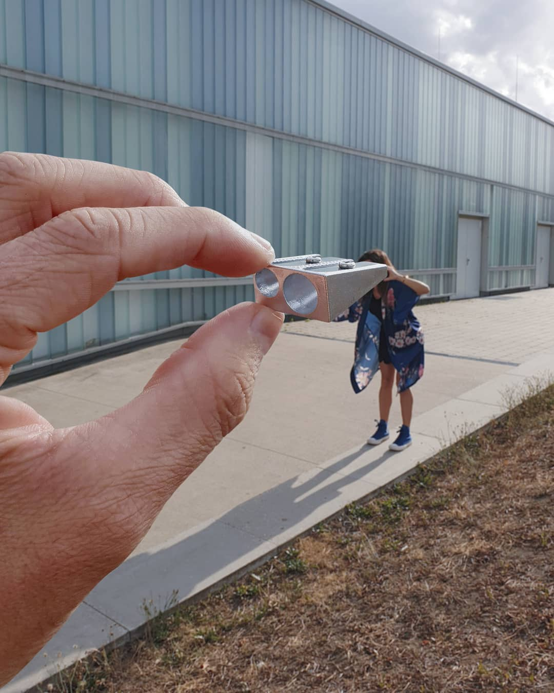 forced perspective photography sharpener