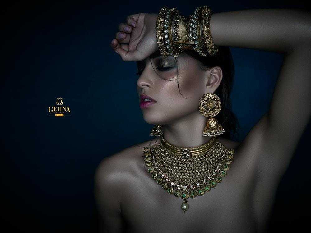 advertising photography jewellery gehna jewellers by arjunmark