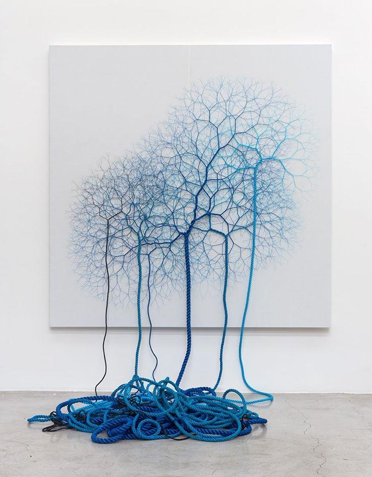 art installation by janaina mello landini