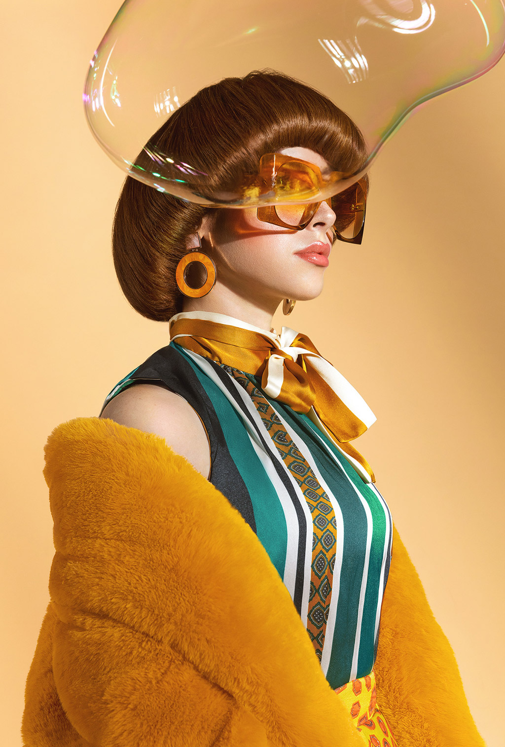 fashion photography girl by ahmed othman
