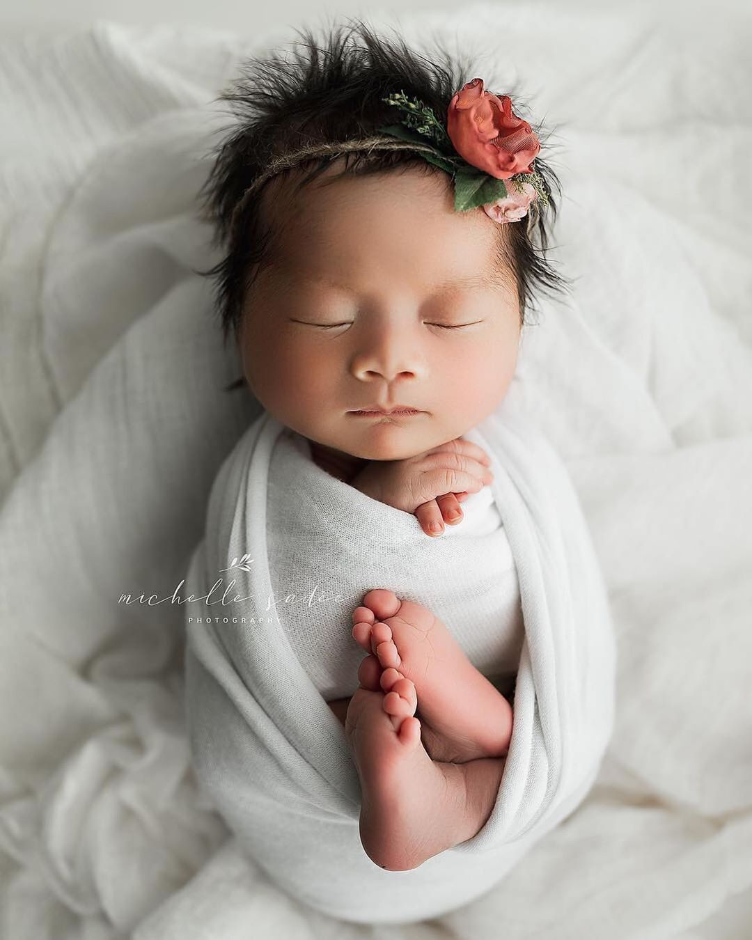 photography baby by michelle sadee