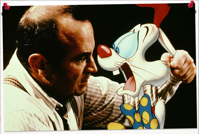 roger rabbit   movie: who framed roger rabbit   best animation movie character