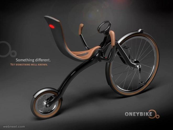 creative bicycle design