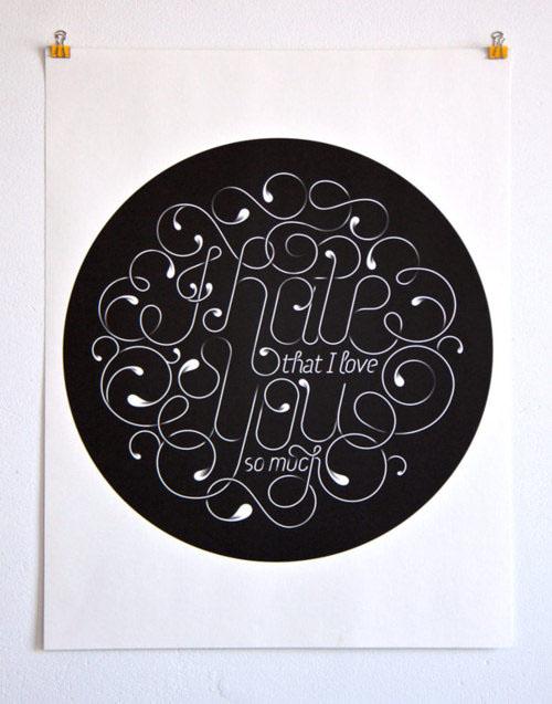 creative typography inspiration 33