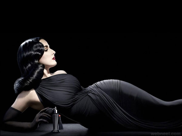 glamour photography fashion