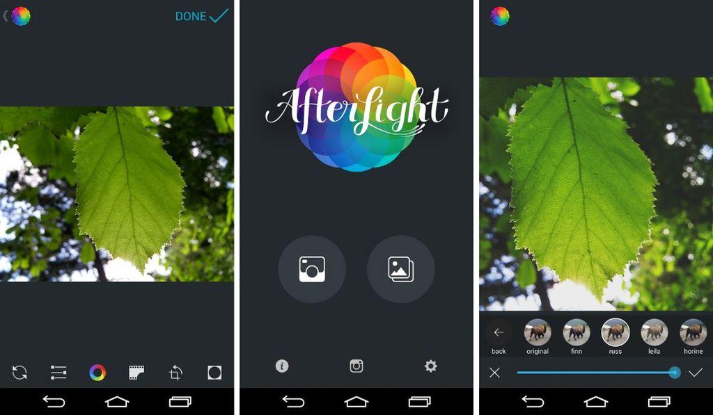afterlight2 photo editing app