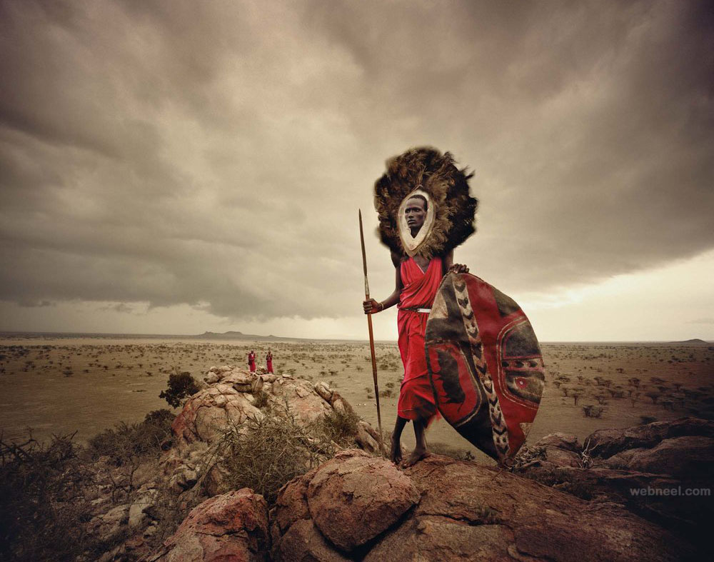 tribal by famous photographer jimmy nelson