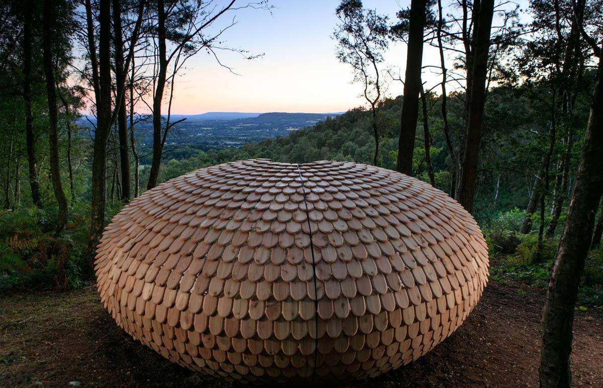design sculpture by giles miller