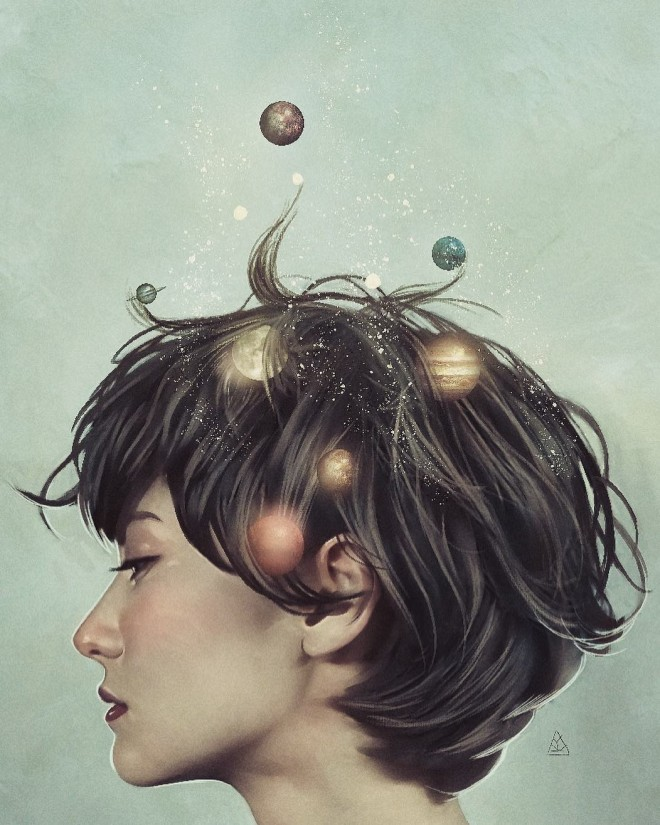 surreal digital art by aykut aydogdu