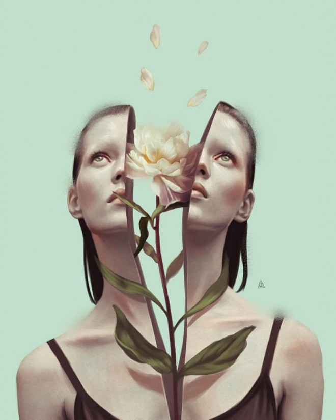 surreal digital art by aykut aydogdu