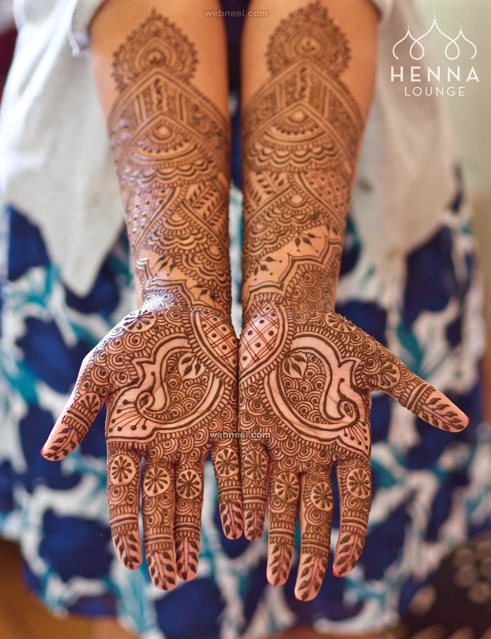 mehndi design full hand by yelapa