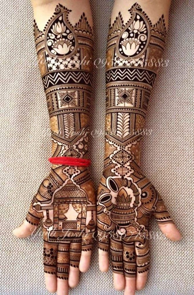 mehndi design by joshi