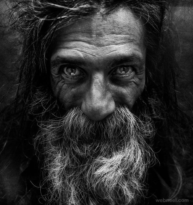 homeless by famous photographer lee jeffries