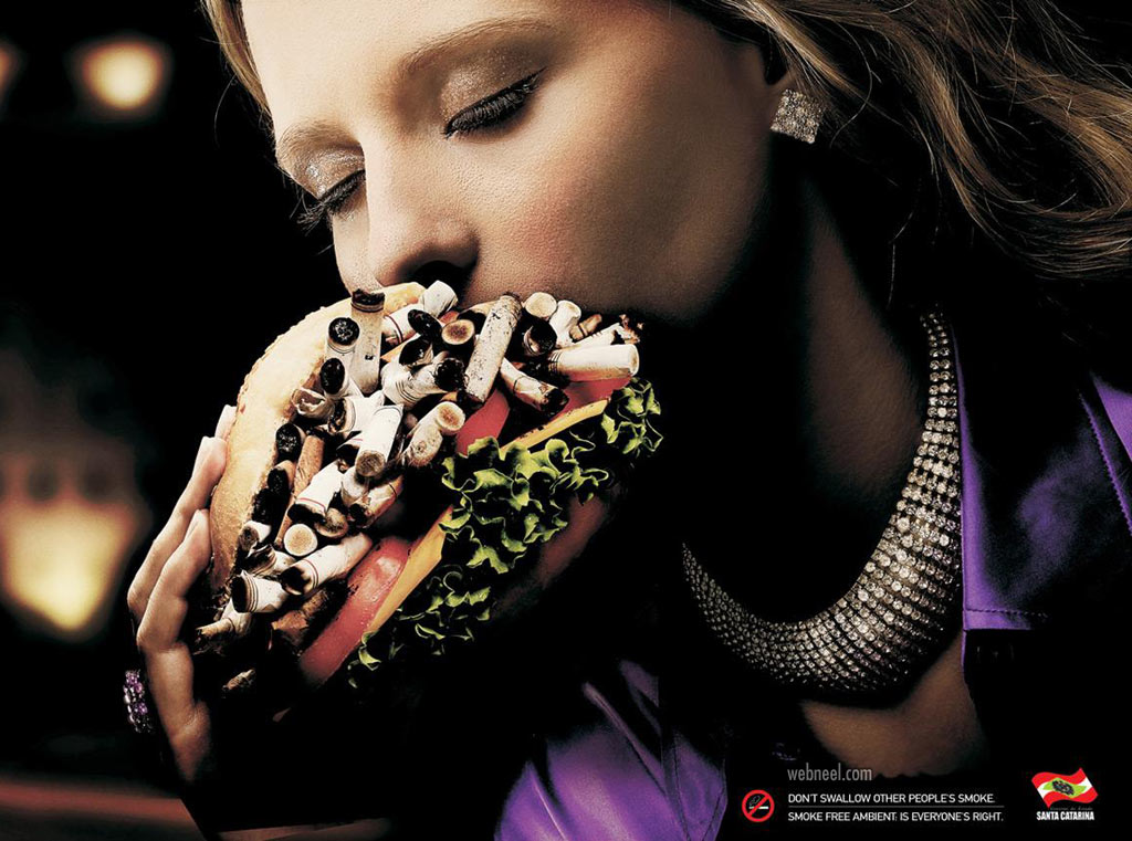 anti smoking ads campaign