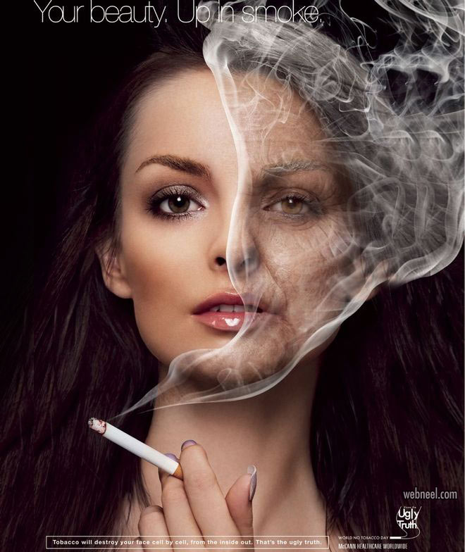 anti smoking ads
