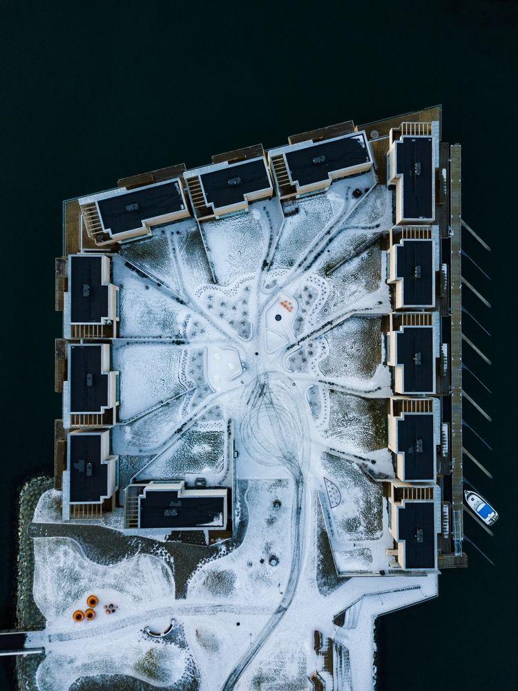 best award winning architecture photo norway in a nutshell by torstein
