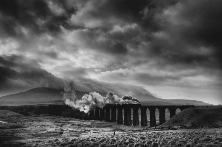 landscape photography award winning photo ribblehead by brian nunn