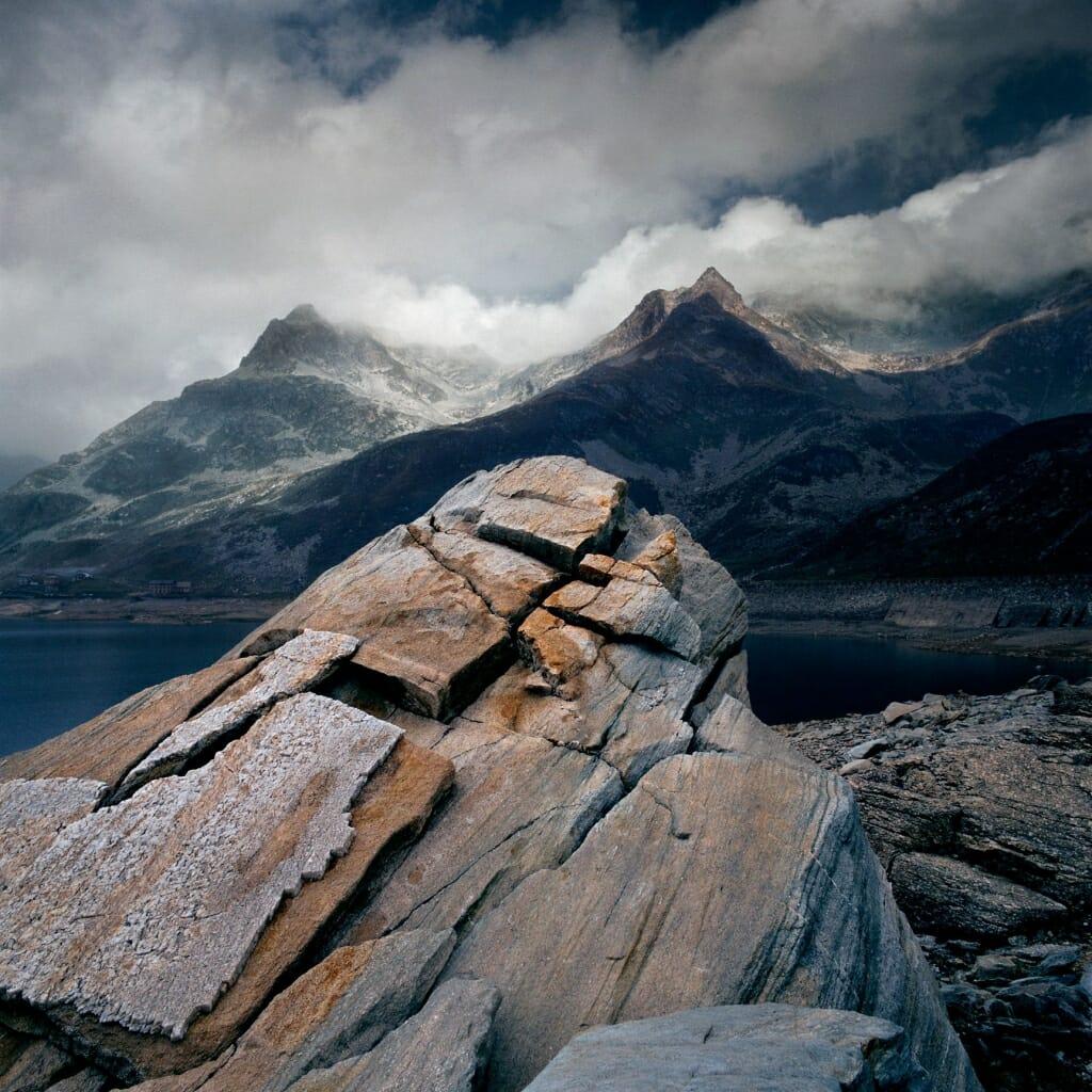 landscape photography award winning photo sluga pass italy by charlie waite
