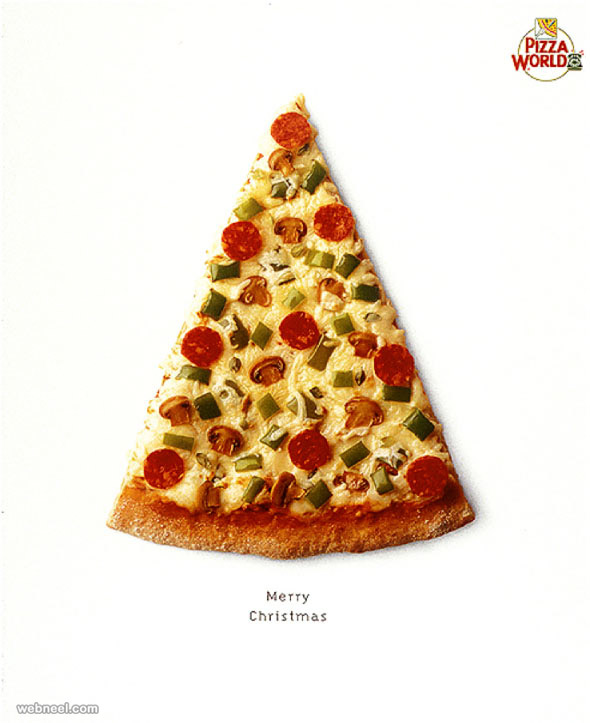 12christmas ads pizzaworl