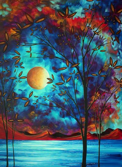 25 Mind blowing Colorful Landscapes by Megan MADART