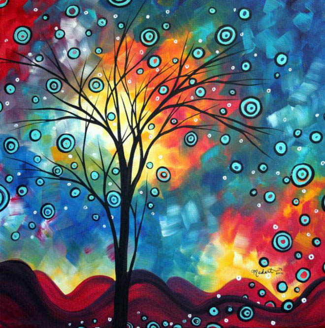 25 Mind blowing Colorful Landscapes by Megan MADART