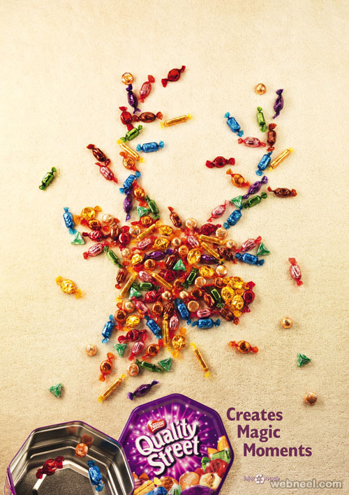 creative christmas ads and posters 51