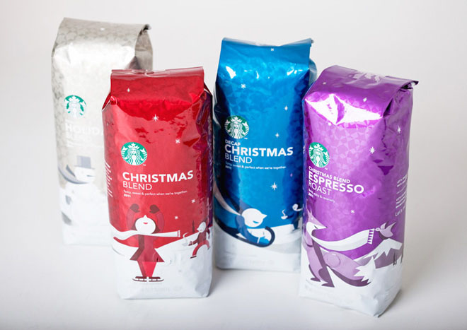 christmas packaging design