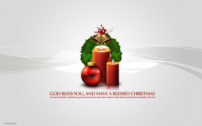 candle christmas wallpapers
